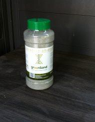 Olivijnzand strooibus van 2 kilo